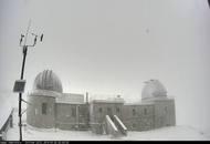Abruzzo, nevica come d'Inverno