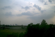 Milano e la Lombardia in pole position per l'attesa raffica di temporali
