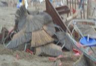 Tromba marina diventa tornado nel veneziano, danni ad alcune strutture turistiche