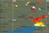 Friuli Venezia Giulia, molti temporali in regione