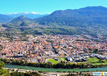 Veduta di Trento. Credit AdobeStock.
