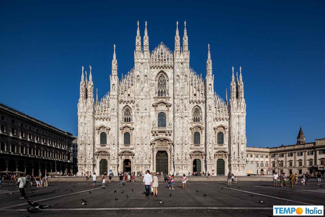 AdobeStock 46987303 - Meteo Milano, ancora altri rovesci, ma poi di botto CALDO