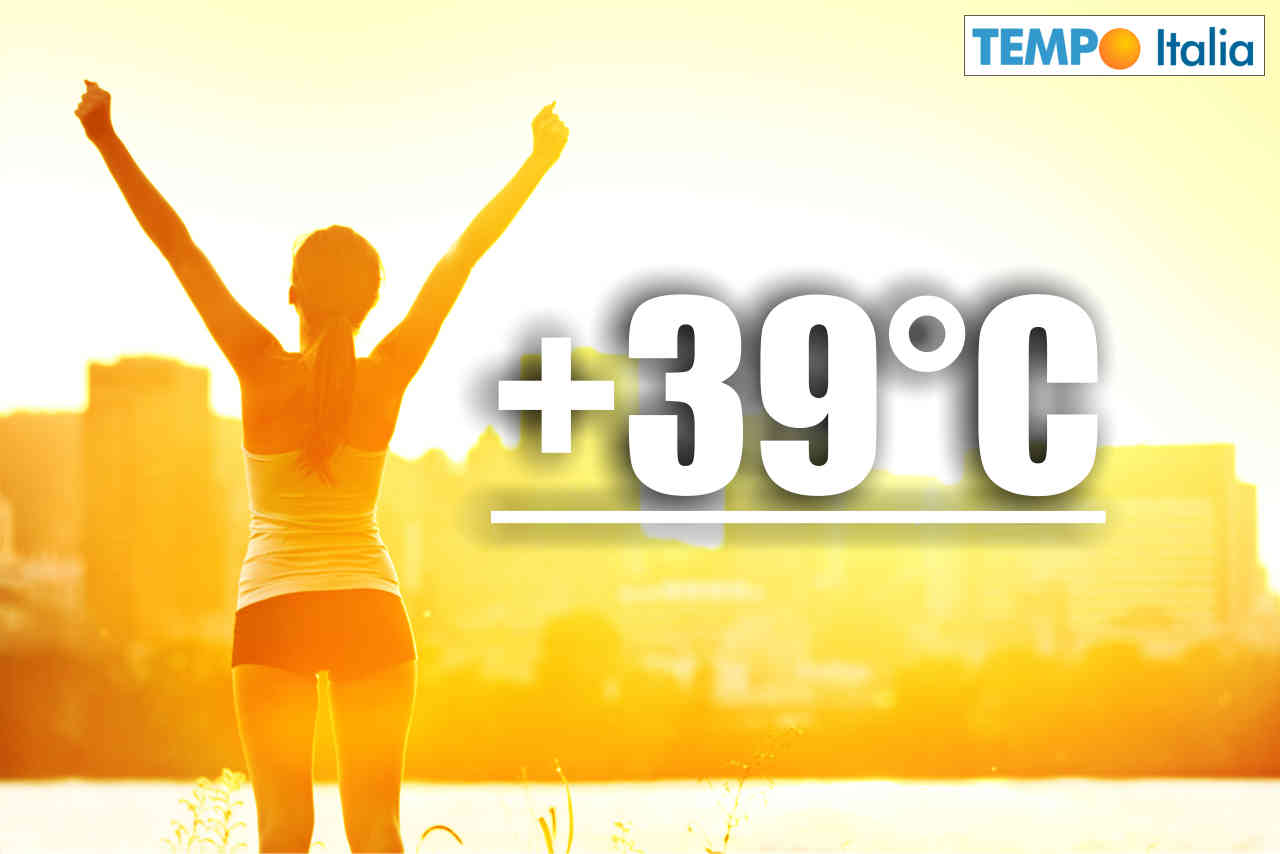 meteo molto caldo e afoso con temperature percepite elevate - Meteo prossima settimana: CALDO AFOSO. Temporali