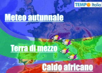 meteo estivo incerto ma in media con la norma 350x250 - ONDATA DI CALDO: Estate defunta? No! Incerta, ecco i 40 gradi