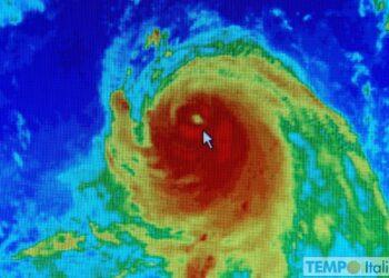 Uragano. Credit immagine iStock.