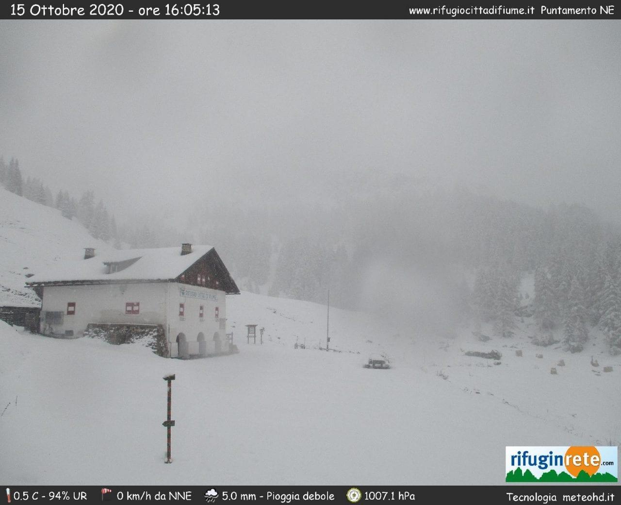 5d306195 22d2 459d 8b83 4cac7bd2ce49 - Veneto, abbondanti nevicate tra le Alpi e le Prealpi: galleria fotografica