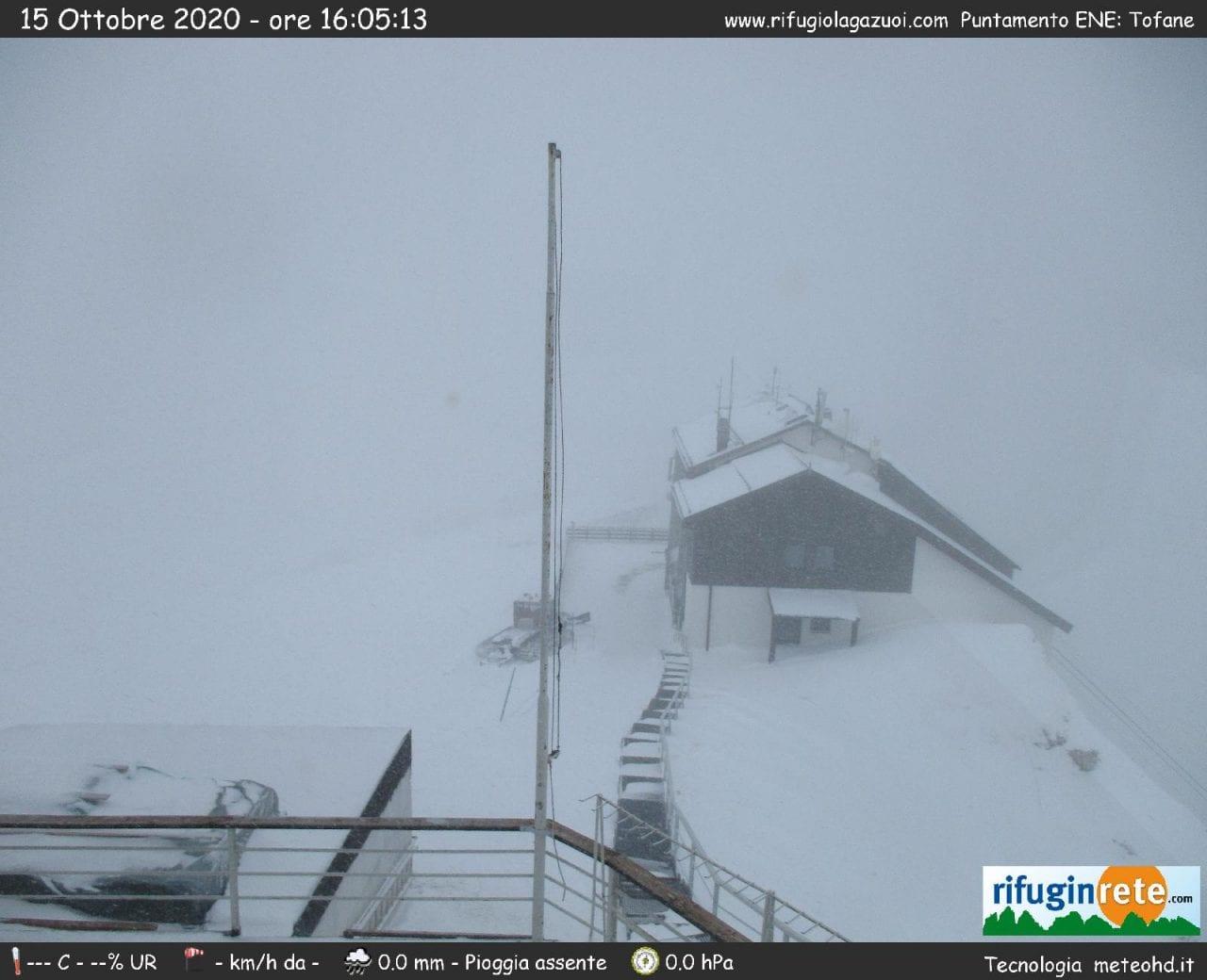 a9ff0978 0fcd 4db7 b9f3 c97d5678586f - Veneto, abbondanti nevicate tra le Alpi e le Prealpi: galleria fotografica