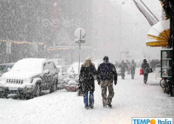 Vortice Polare intenso, il meteo dell'Inverno ne sarà influenzato.