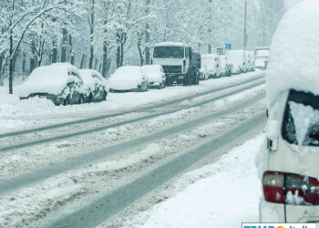 Neve forte è attesa al Nord Italia.
