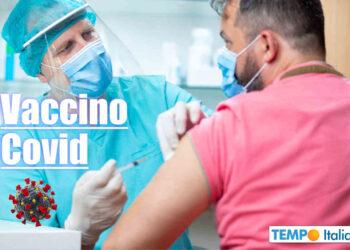 Vaccinazione Covid.