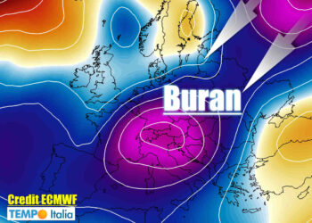 Evoluzione verso Buran.