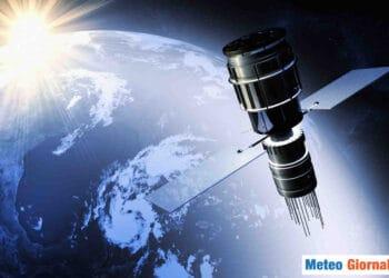 Vista satellitare modificata.