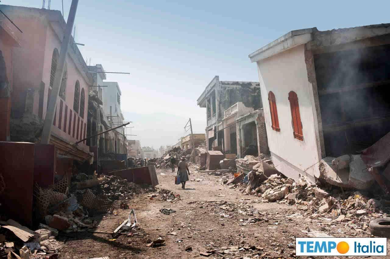 meteo 00001 - Sicilia orientale, potenziali terremoti di Magnituto 8