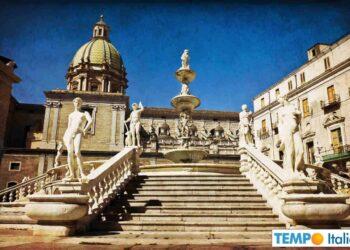 Il meteo su Palermo