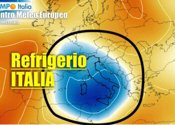 centro meteo europeo refrigerio italia