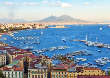 Il meteo su Napoli