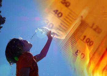 Ondata di caldo eccezionale per intensità e durata