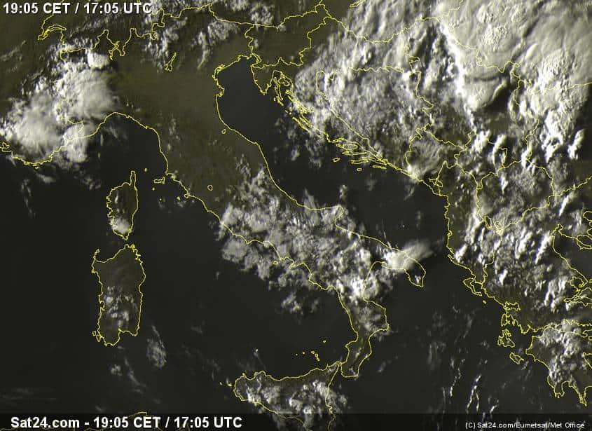 image2 2 - Nord Italia meteo tropicale: caldo e temporali. Rischio grandine