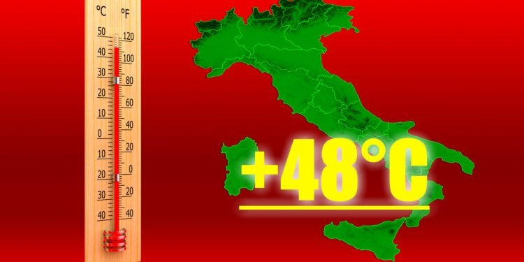 meteo con ondata di calore 1 750x375 - TEMPO ITALIA news - METEO e Attualità ambientale