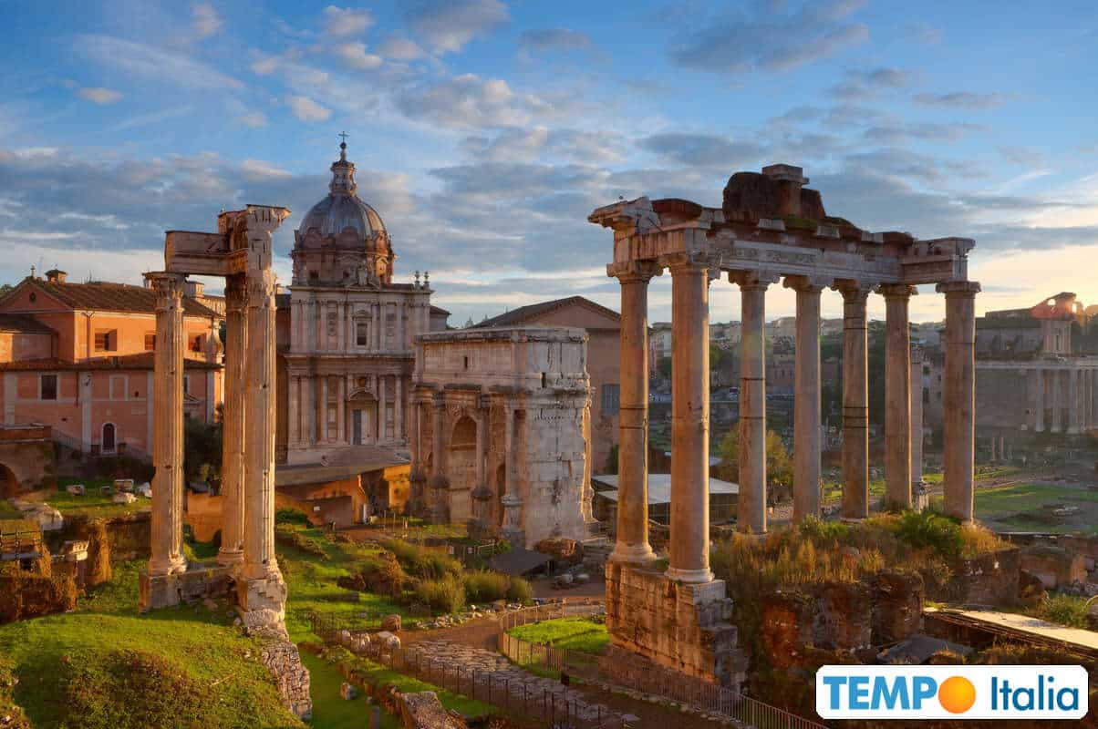 meteo locale 01028 - Meteo ROMA: caldo molto intenso, in aumento