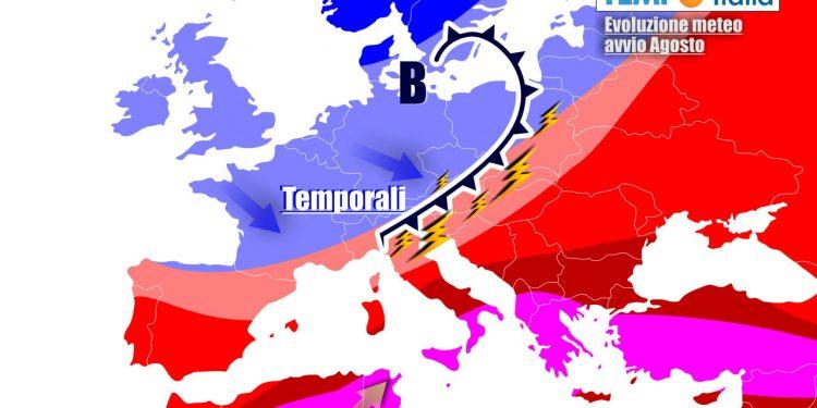 tempoitalia previsioni 7 giorni 25 750x375 - TEMPO ITALIA news - METEO e Attualità ambientale
