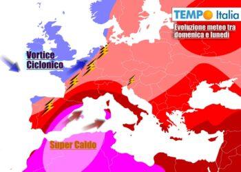 Italia ancora nel mirino di una nuova ondata di calore dopo il weekend