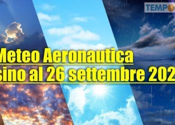 meteo aeronautica sino 26 settembre