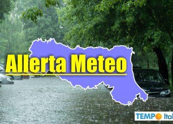 Allerta Meteo Emilia Romagna