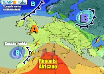 Fine Settembre con ritorno di sole e caldo sull'Italia
